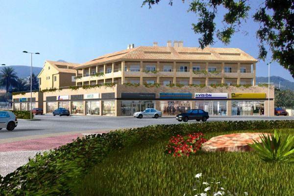 Appartement in Javea