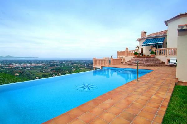 Luxus Villa in Denia