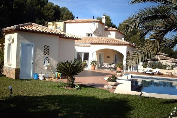 Villa in La Sella