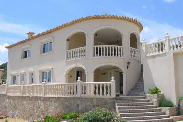 Villa in Denia- La Sella