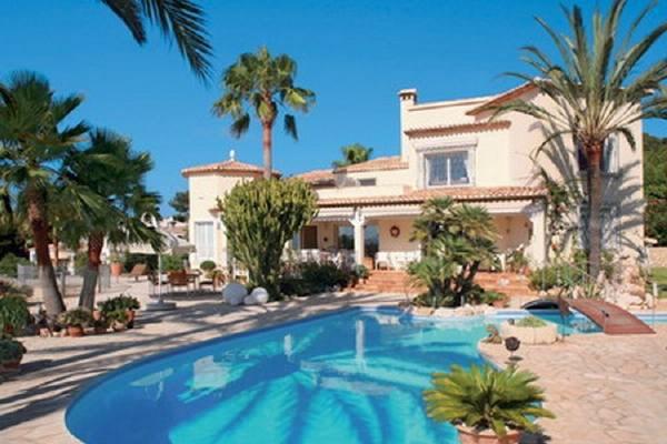 Wunderschöne Villa in Dénia