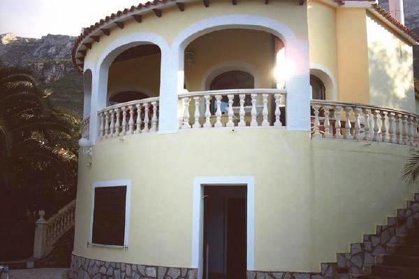 Villa in La Pedrera
