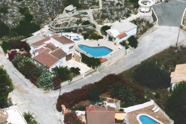 Villa Monte Pedrguer