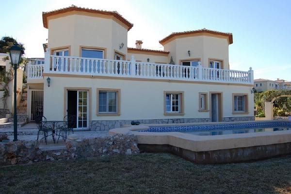 Villa in Marquesa VI