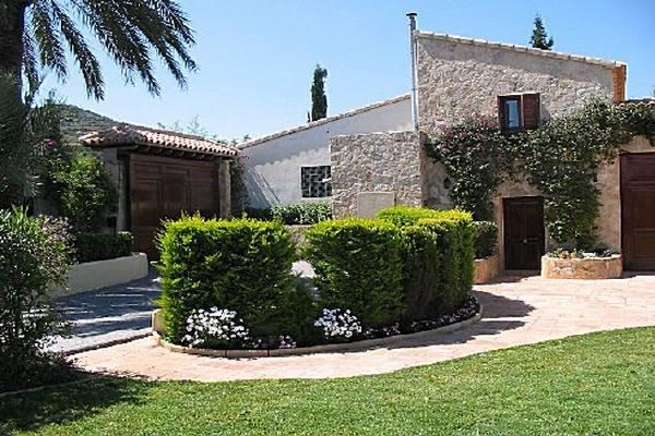 Finca in Denia in der Nähe vom Golfplatz La Sella
