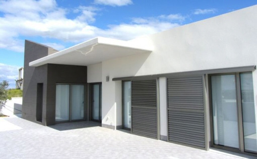 Moderne architektur in san fulgencio for Moderne architektur villa