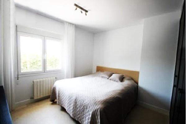 Eines der wunderschönen Schlafzimmer