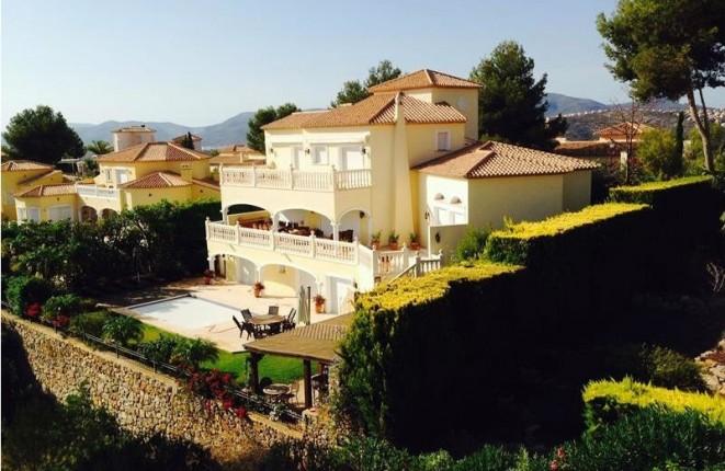 La Sella: Luxuriöse Villa mit großem Pool...