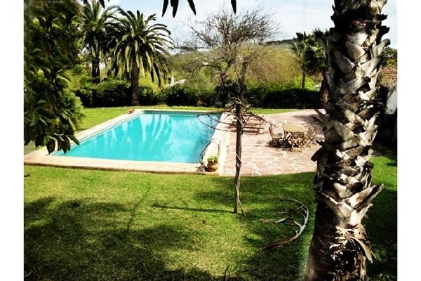 Der große Garten mit traumhaften Pool
