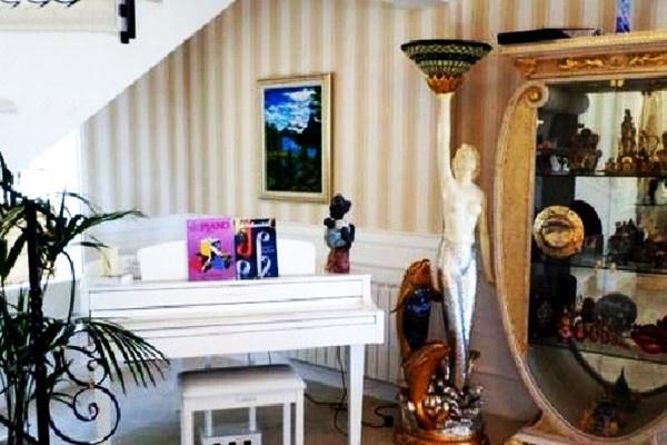 Das traumhafte Interieur der Villa