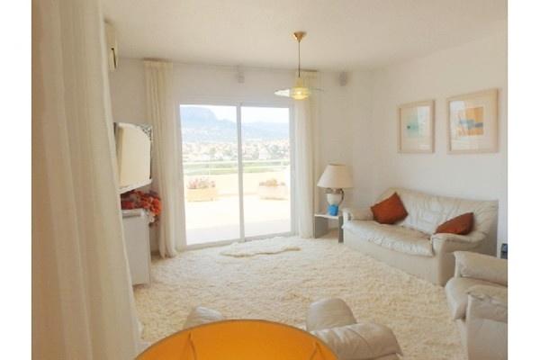 Edles Penthouse mit sehr modernen Interieur und gepflegtem Pool