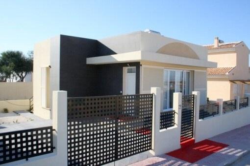 Moderne Neubau-Villa