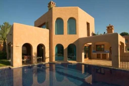 Exklusive Villa im arabischen Stil in Moraira