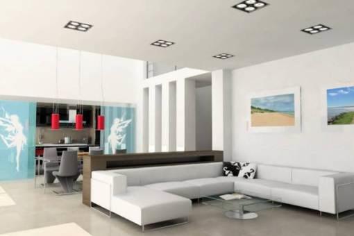 Design : Offene Küche Esszimmer Wohnzimmer ~ Inspirierende Bilder ... Offene Kuche Im Wohnzimmer