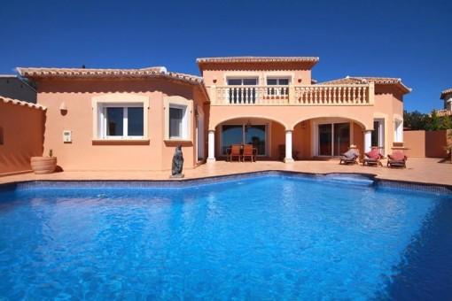 Großartige Villa mit mallorquinischen Flair