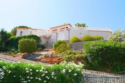 Luxuriöse Villa in betser Wohnlage