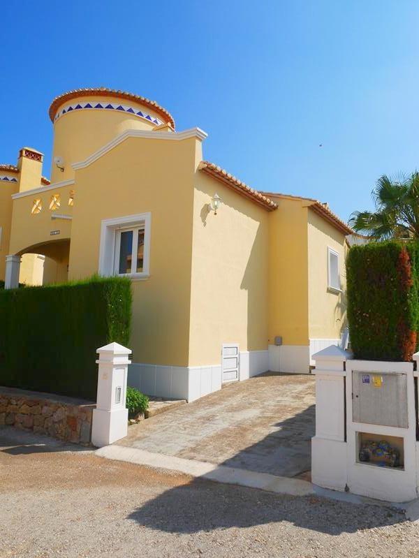 Mediterrane Finca in bester Wohnlage
