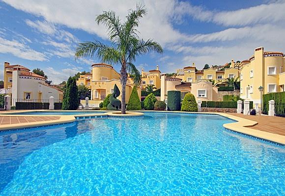 Villa mit 3 Schlafzimmern in La Sella Golf Resort