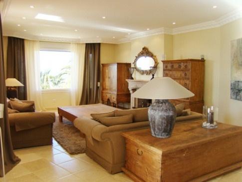 Exklusive Villa im marokkanischen Stil