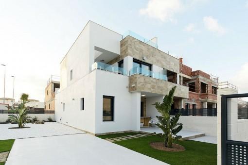 Townhouse am Golfplatz in Orihuela, Alicante