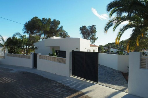 Traumhaftes Haus mit Pool in Benissa, Alicante