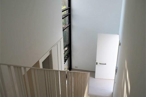 Offener Treppenbereich