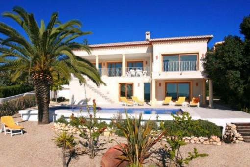 Villa in Benissa zum Kauf
