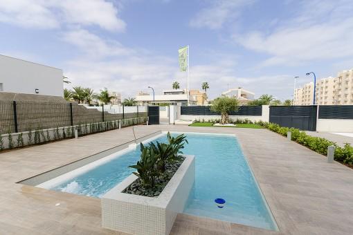 Atemberaubende Neubau-Villa in Playa Honda, Cartagena, Murcia