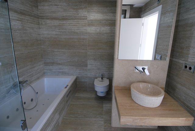 1 von 5 Badezimmern
