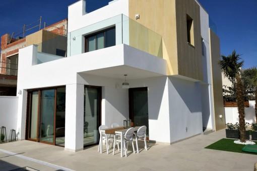 Schöne Villa mit Pool in Torre de la Horadada, Alicante
