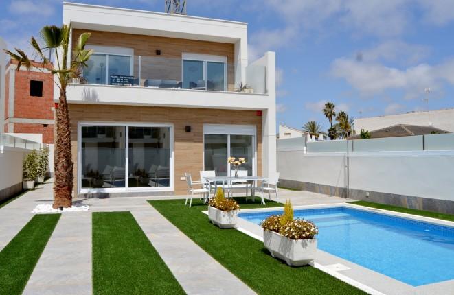 Schöne Villa mit Pool in San Pedro, Murcia